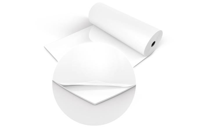 White Carpet Runner Rental Vinyl